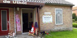 nieuwe pand kinderkledingbank